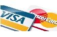 Кредитные и дебетовые карты VISA/MasterCard