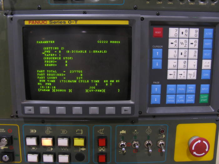 Fanuc 0 m Control Manual